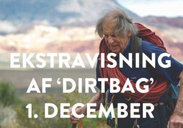 EKSTRAVISNING AF VINDERFILMEN DIRTBAG!