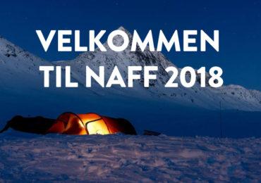 DATOERNE PÅ PLADS FOR 2018