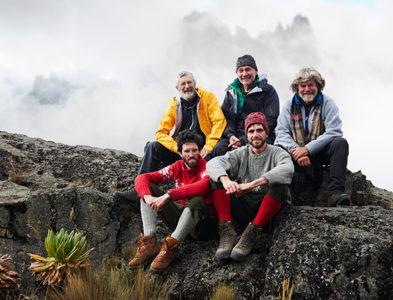 Still Alive – Drama on Mount Kenya