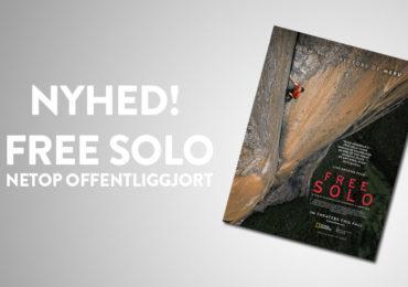 NYHED: FREE SOLO PÅ NAFF 2018