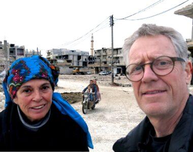 Nina Rasmussen og Hjalte Tin modtager Ritzau Prisen 2019