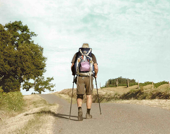 Camino, a Feature-length Selfie