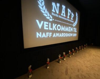 VINDERNE AF NAFF AWARDS 2019