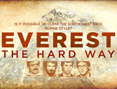 Everest – The Hard Way