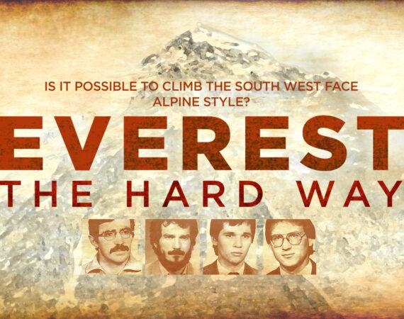 Everest – The Hard Way