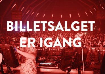 BILLETSALGET ER I GANG!